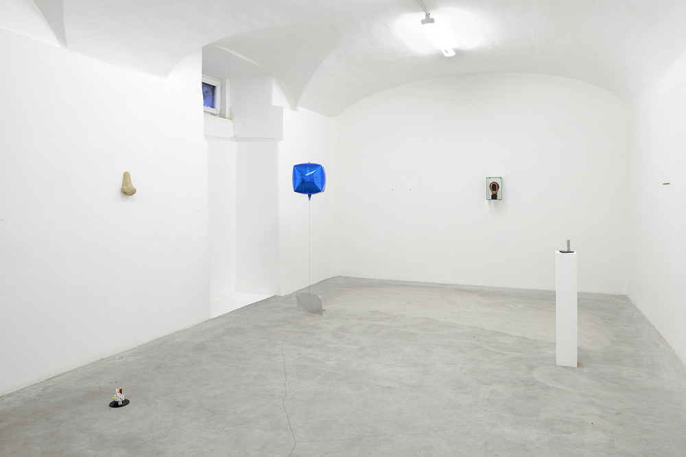 Installation view, SMALL Rome, Frutta Gallery