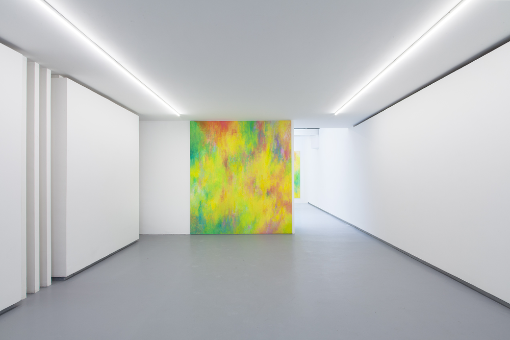 Installation view,  Vetiver , Valentin Paris