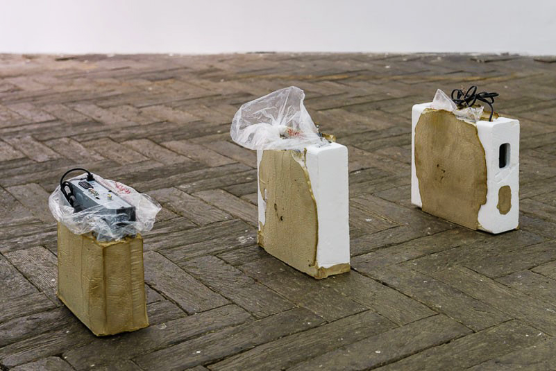 Installation view,  ASAP , Galerie Jeanrochdard