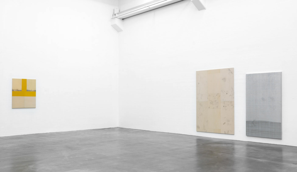 Installation view, Politics of Surface,  Berthold Pott