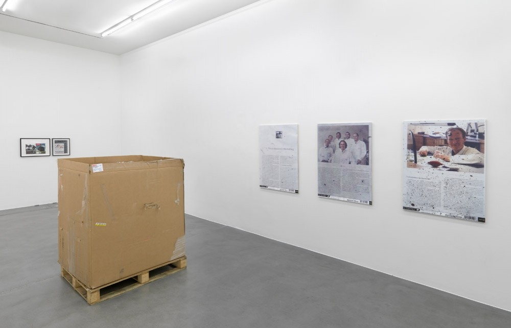 Installation view,   Consumables  , Simon Lee Gallery