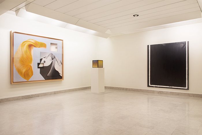 Installation view,   Sonnabend | Paris - New York  , Museu Vieira da Silva