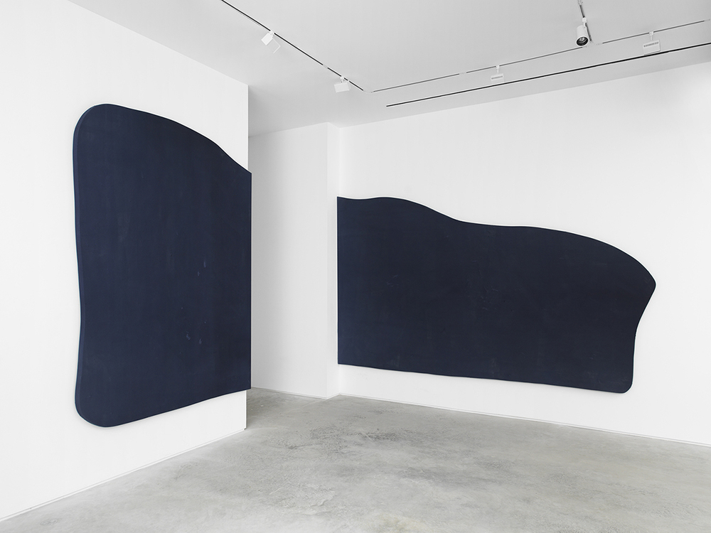 Installation view, Landon Metz, James Fuentes Gallery