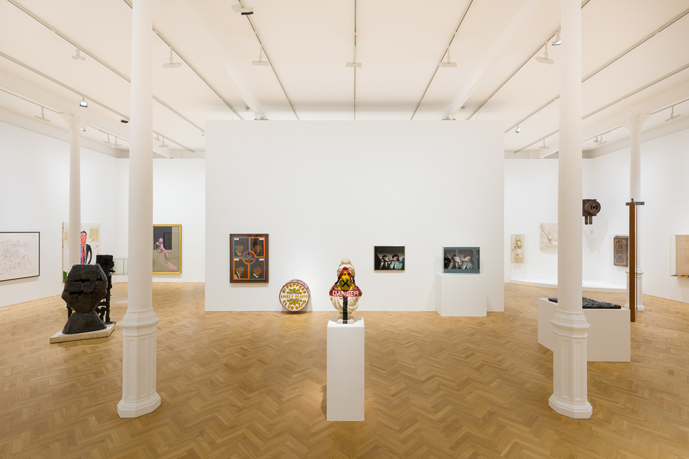 Installation view,   A Strong Sweet Smell of Incense  , Pace London