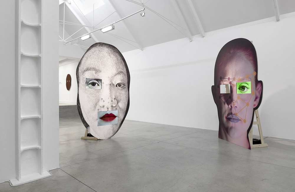 Installation view, Template/Variant/Friend/Stranger, Lisson Gallery