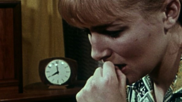 Video still,  The Clock , Christian Marclay