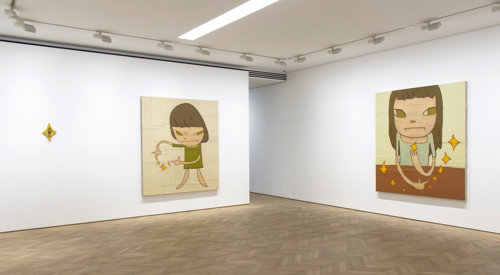 Installation view,   Stars  , Pace Gallery Hong Kong