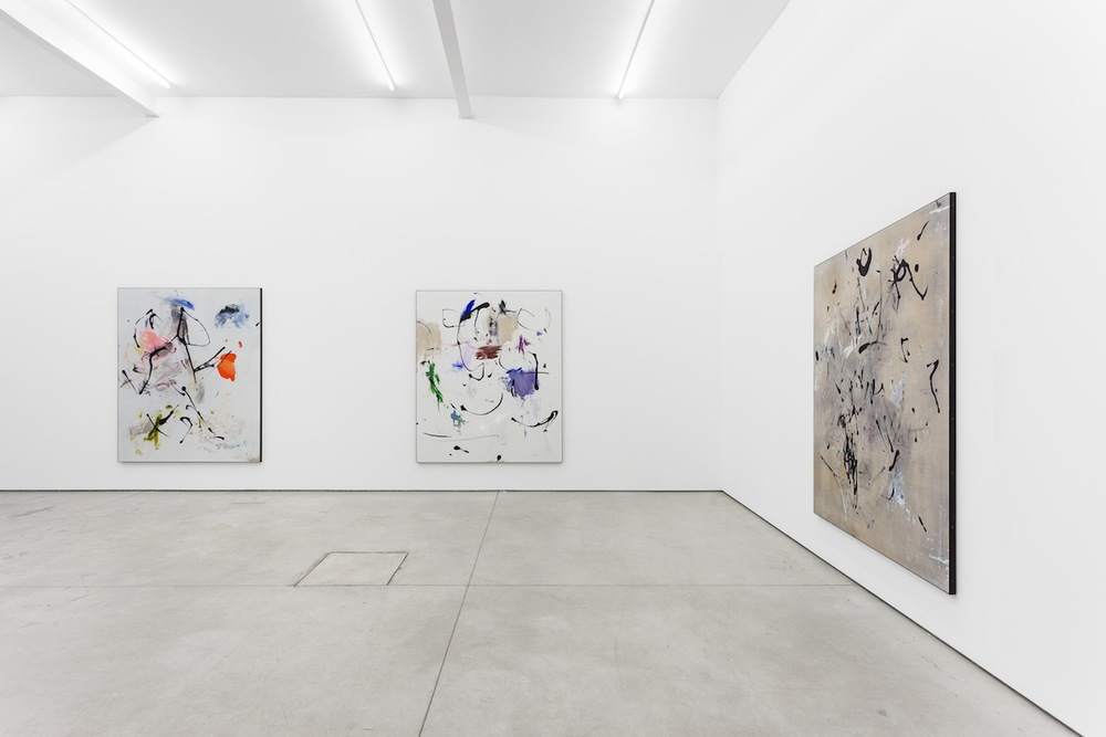 Installation view,  done well done , Múrias Centeno