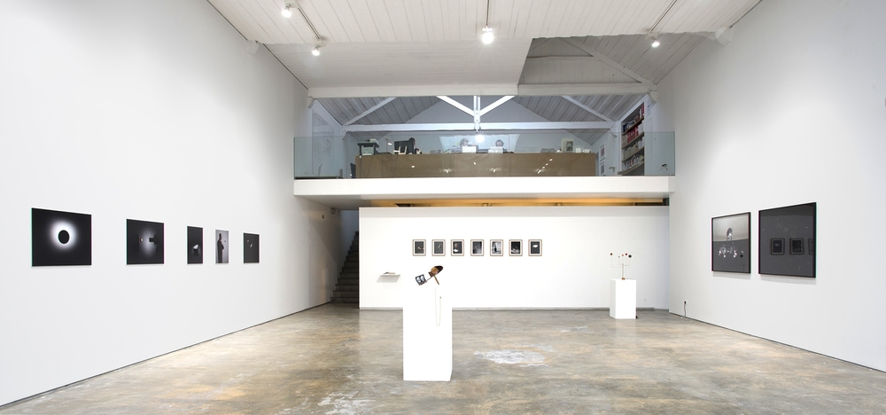 Installation view,COSMOS _ about Art, Science and Optics,Galeria Baginski