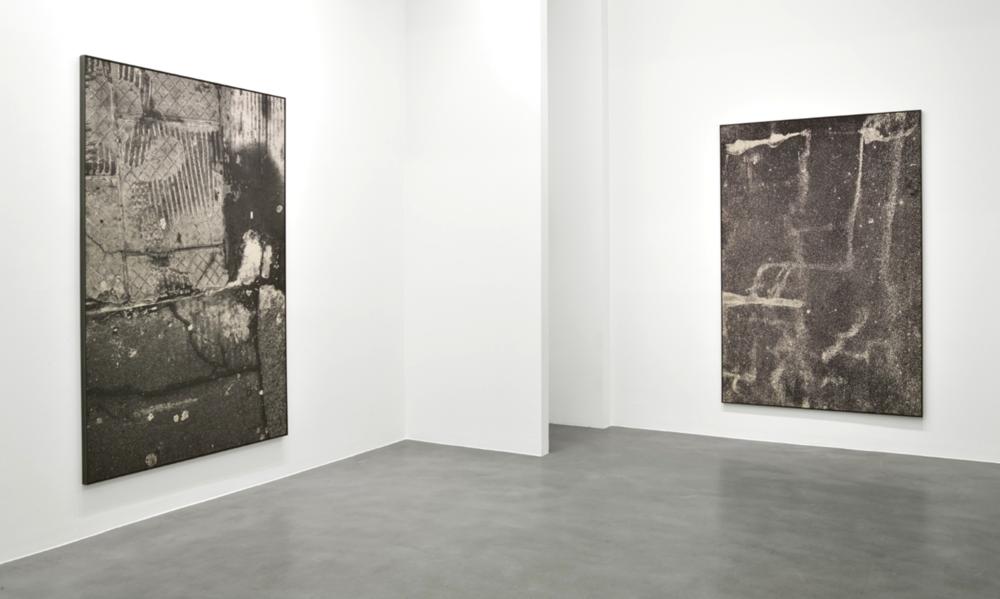 Installation view,João Penalva, Simon Lee Gallery