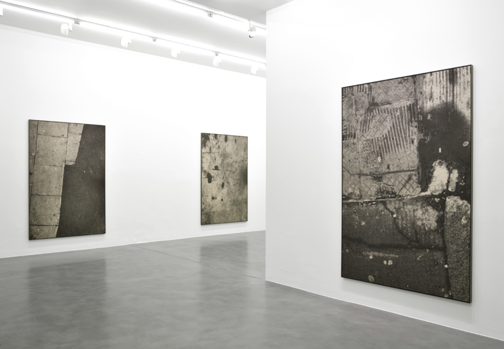 Installation view, João Penalva, Simon Lee Gallery