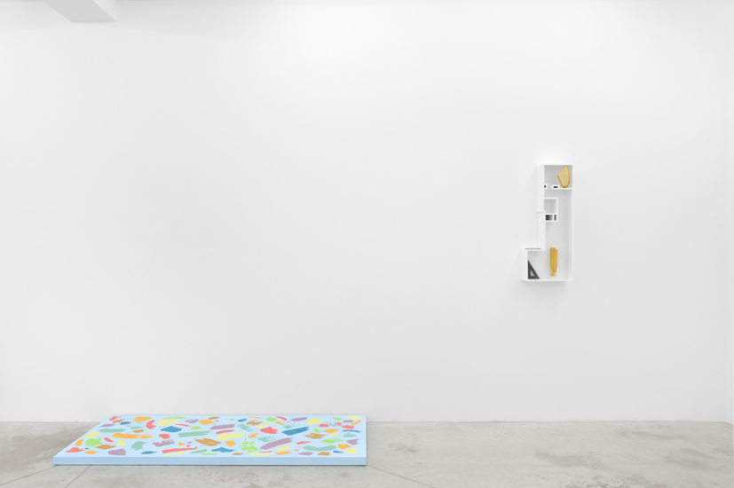 Installation view,   HOW TO REMOVE DARK SPOTS  , Praz-Delavallade