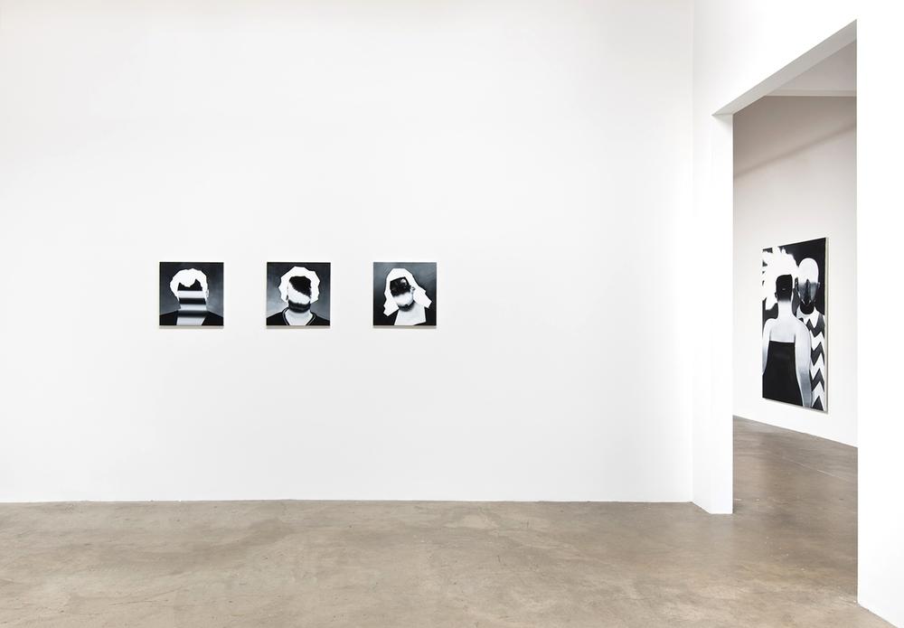 Installation view,Bésame Mucho, Honor Fraser Gallery