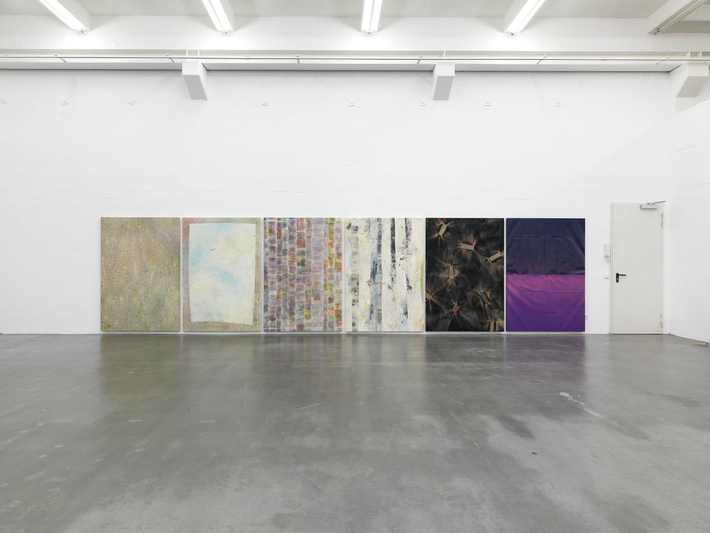 Installation view,  Limbo  , Berthold Pott