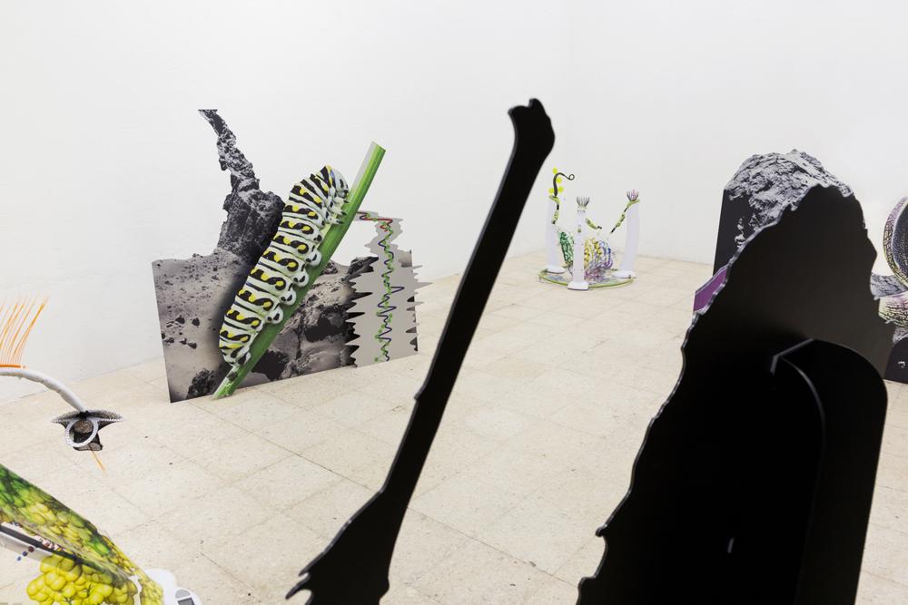 Installation view,  Life Update  , Kunsthalle Lissabon