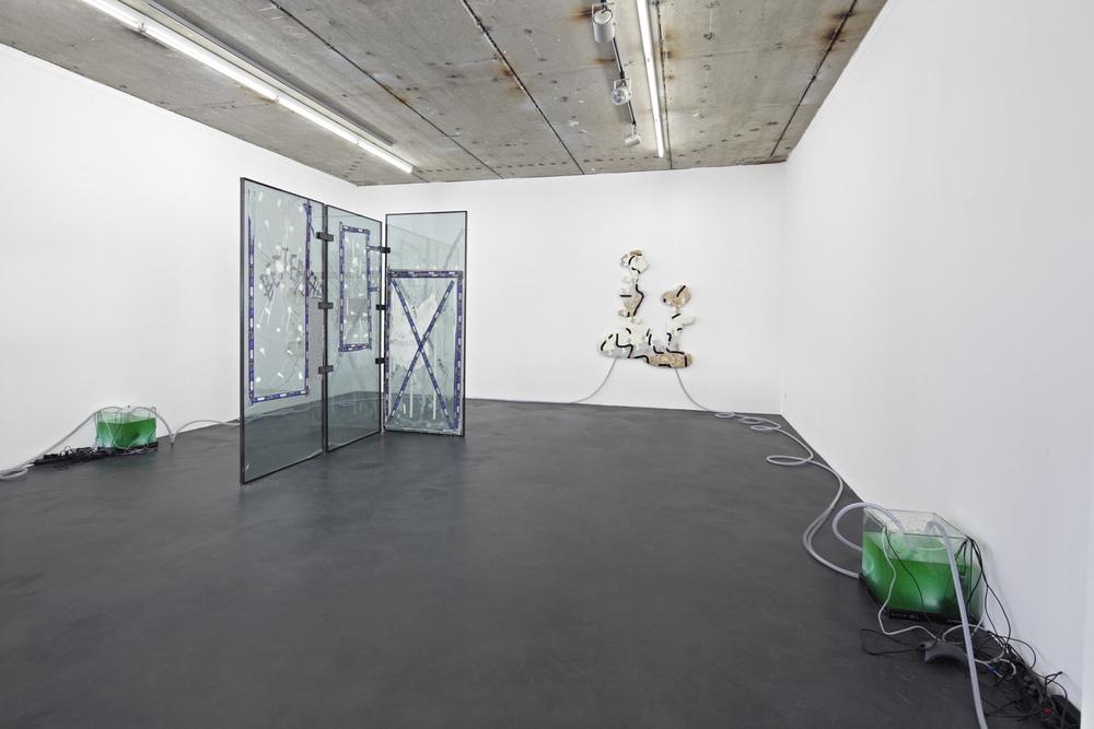 Installation view,Kai ❤ Dalston/Bushwick, Kraupa-Tuskany Zeidler