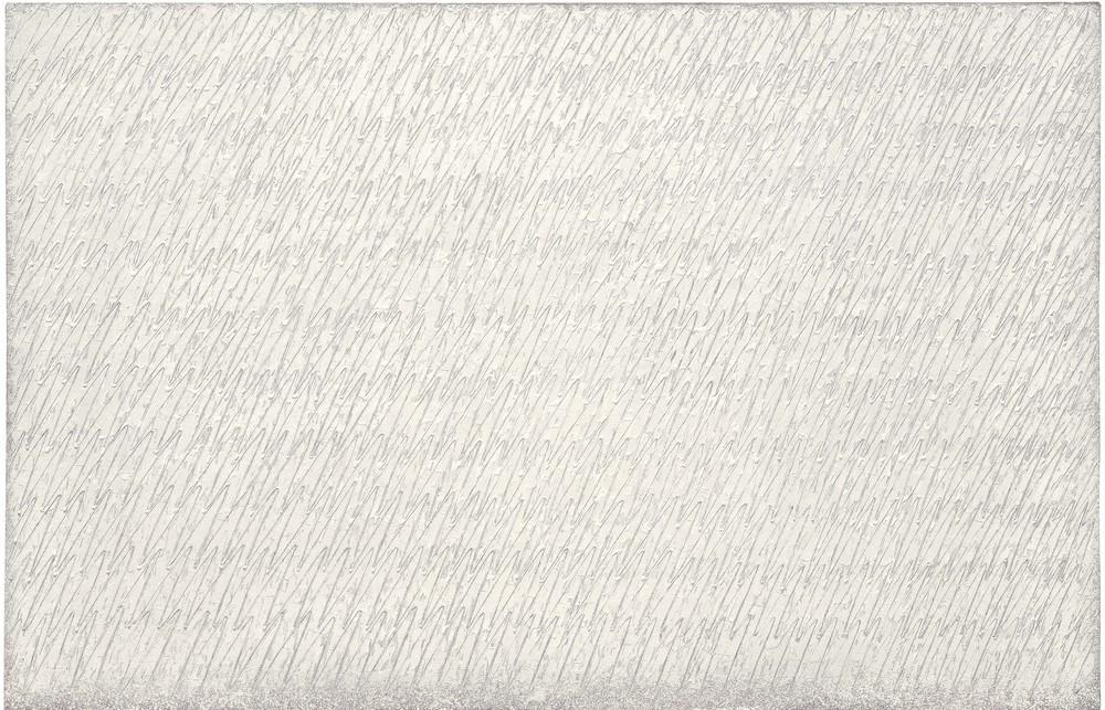 Park Seo-Bo,Ecriture(描法)No. 89-79-82-83, 1983