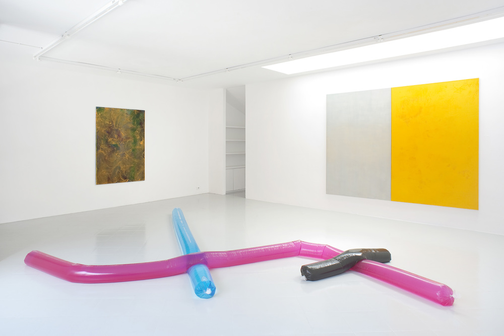 Installation view at Studiolo
