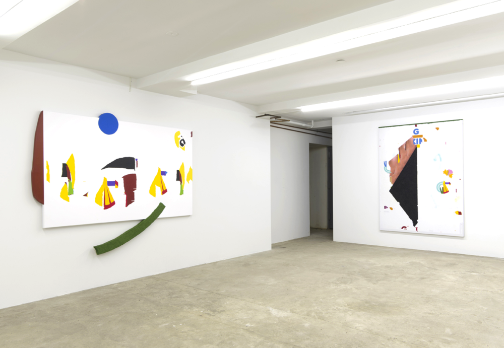 Installation view,   Things That Make You Go Hmmm...  , Kinman Gallery