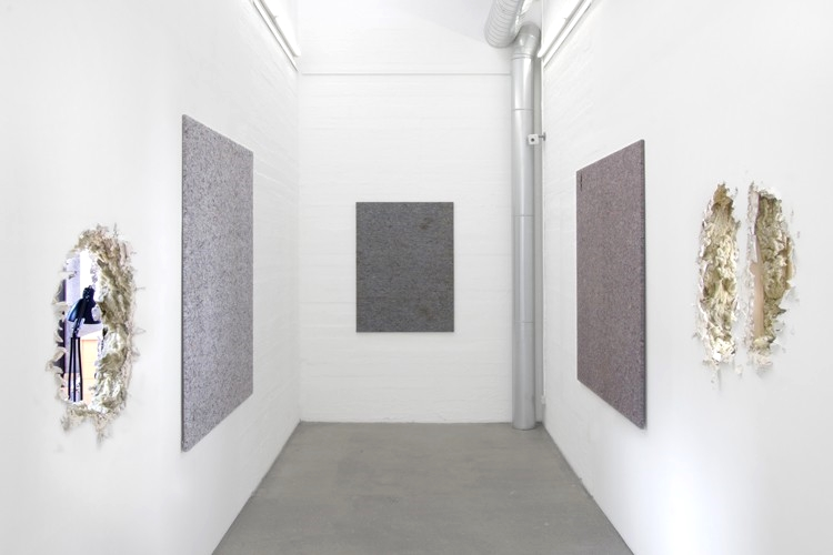 Installation view,We are all workers, Kunsthal Nord