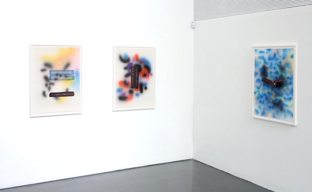 Installation view,   Inflected Objects 1: Abstraction - Rising Automated Reasoning  , I  stituto Svizzero