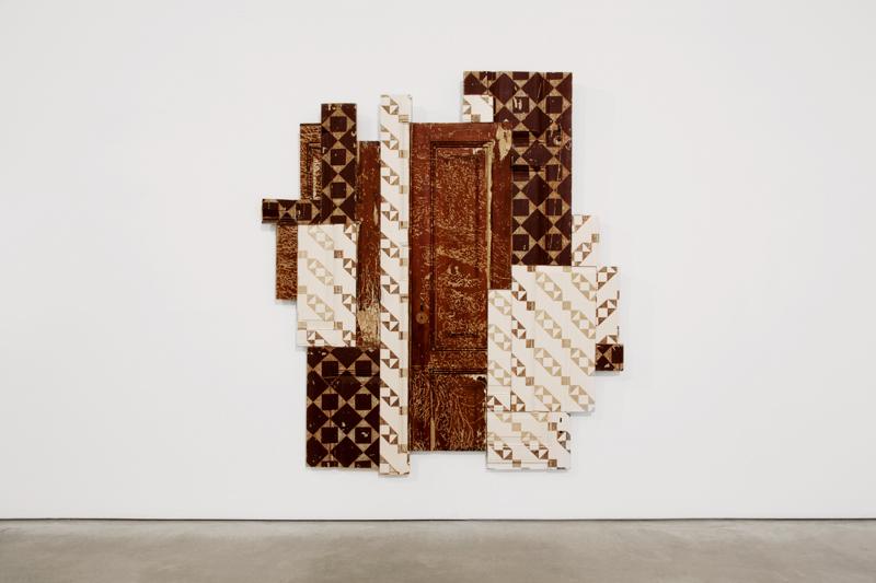 Installation view, 1/81, Coa Museum, Alexandre Farto (Vhils)