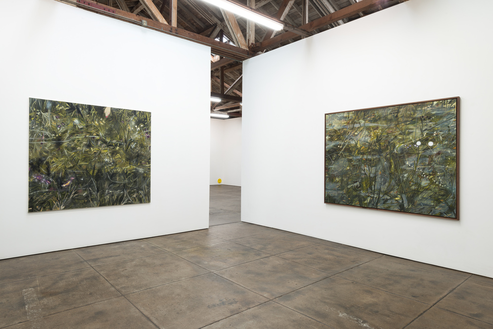 Installation view, Temptation, Ibid. Los Angeles