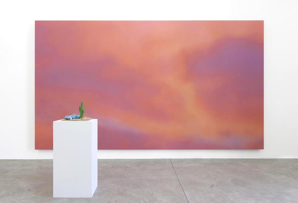 Installation view, Summer , Almine Rech Gallery
