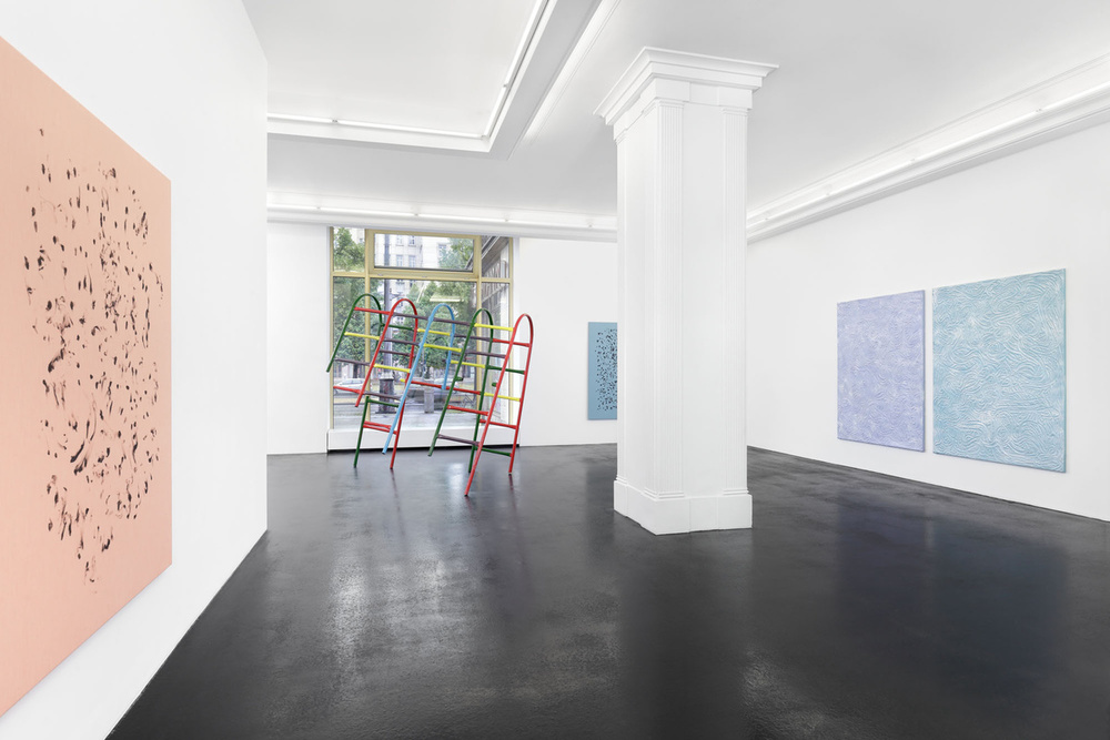 Installation view,  Muscle Memory , Peres Projects