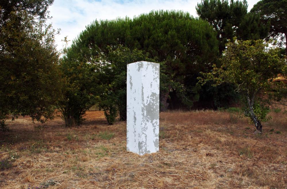 Installation view,(De)Nature, Underdogs Gallery at Com.Horta in Comporta. (Pedro Matos)