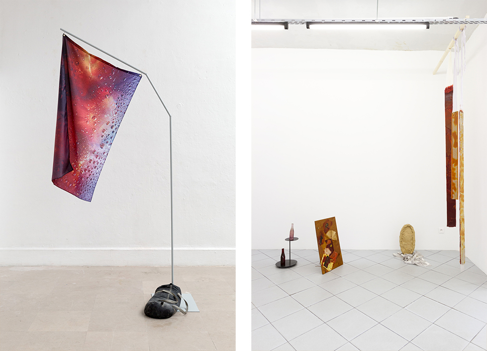Installation view, Straddle The Line Between Form And Function, Galerie Jérôme Pauchant