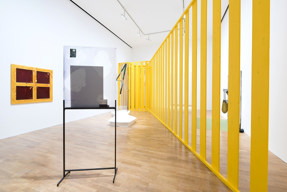Installation view, Signal Failure, Pace Gallery, London.