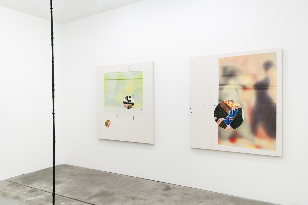 Installation view, Gray Minstrel, Carl & Sloan Contemporary