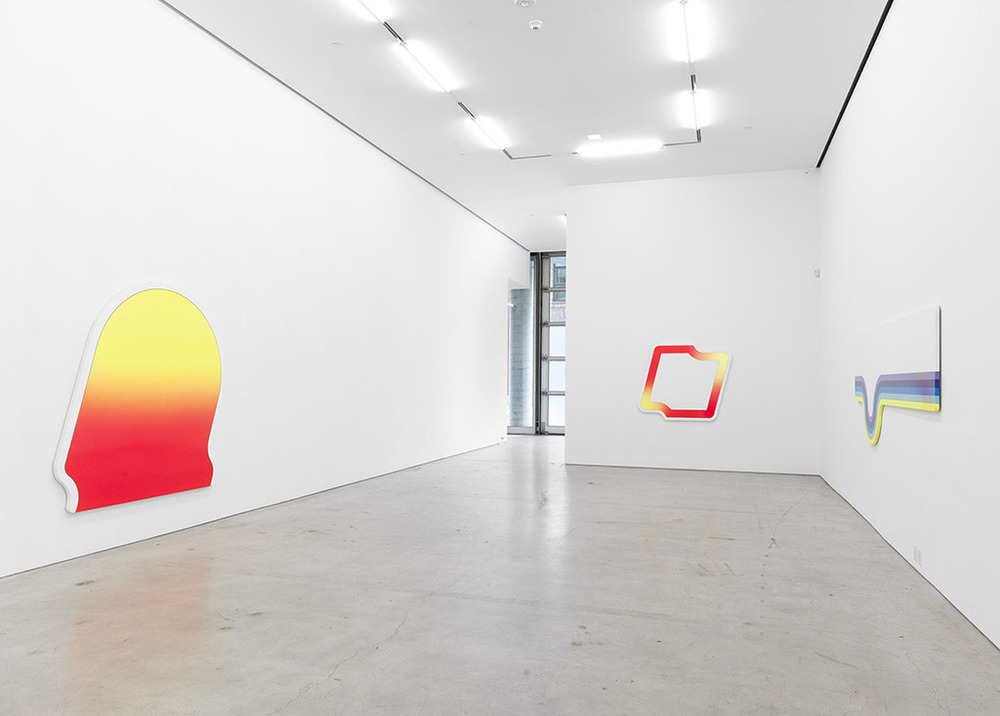 Installation view, Sunny Disposition, Marlborough Chelsea