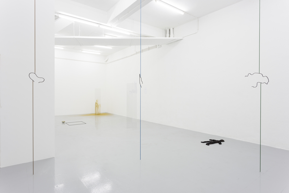 Installation view, Beauty Codes (Order/Disorder/Chaos) Act II, Kunsthalle Lisbon