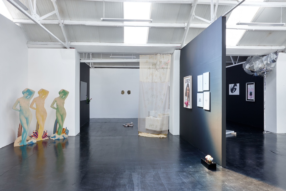 Installation view, Cookie Gate, Ellis King