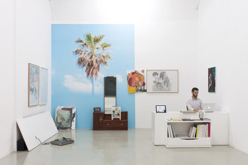 Installation view, Twenty Two, Tempo Rubato