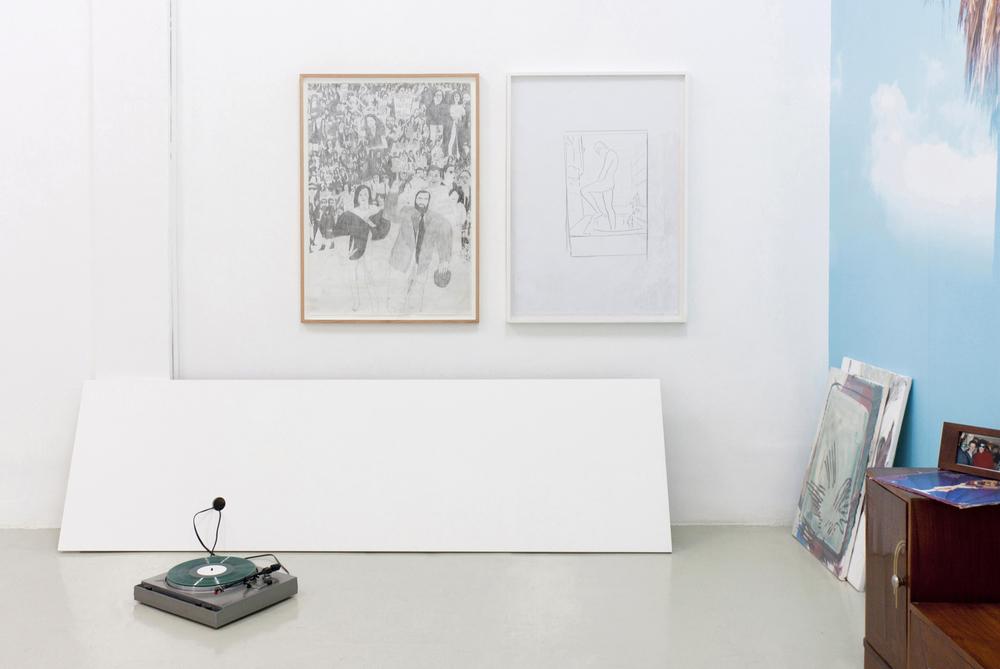 Installation view,Twenty Two, Tempo Rubato