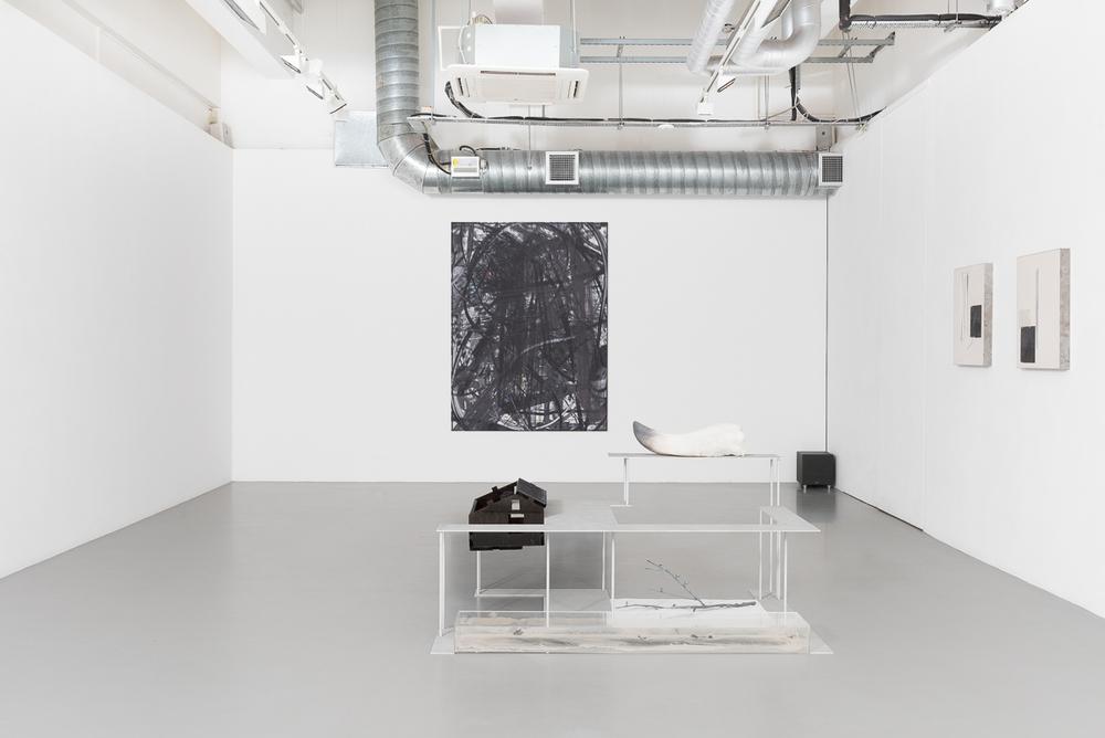 Installation view,No shadows in hell, Pilar Corrias