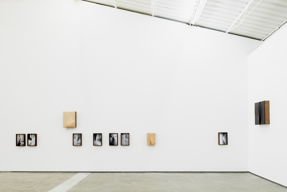 Installation view, Caramel Huysmans, Proyectos Monclova