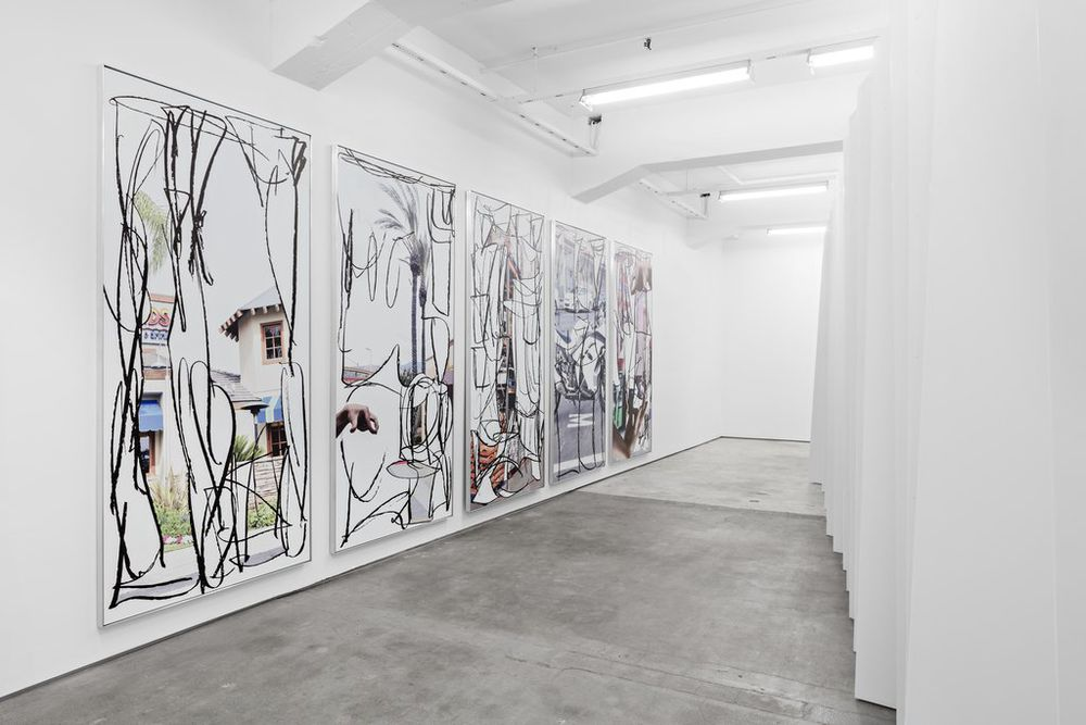 Installation view,  Being Near Comedy , Standard (Oslo)