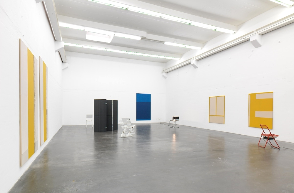 Installation view, A room with views, Berthold Pott