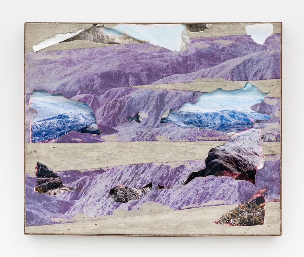 Letha Wilson,  Joshua Tree Concrete Bend , 2015