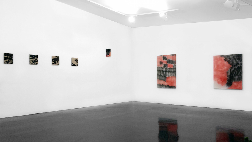 Installation view, Just because they don't do what we do it doesn't mean it's wrong, The Gallery Wrong Weather