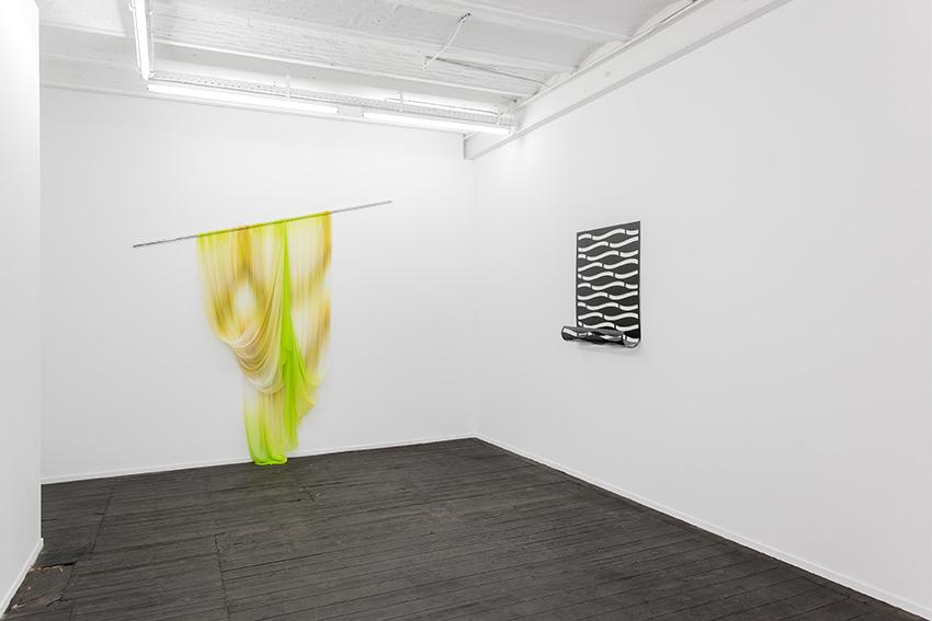 Installation view, Q10 , Galerie Jeanrochdard
