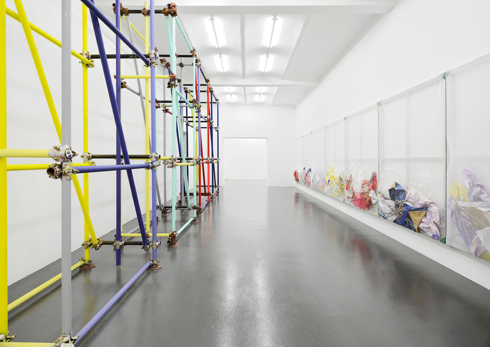Installation view,Freschissimi, T293