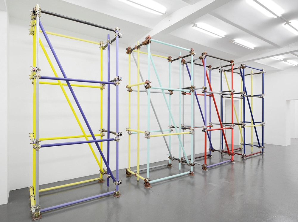 Installation view, Freschissimi , T293