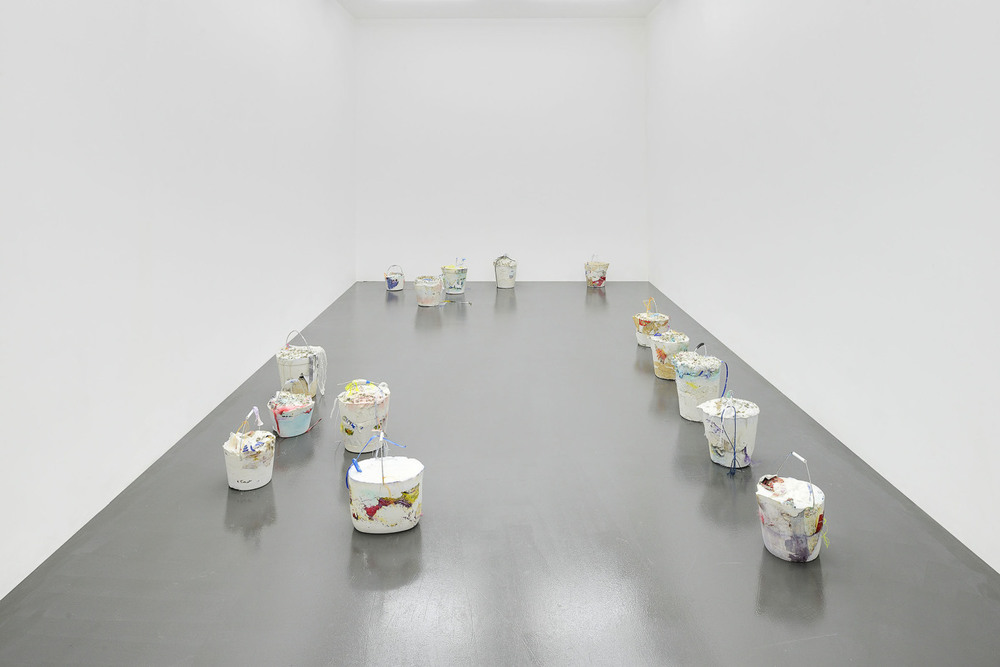 Installation view, Freschissimi, T293