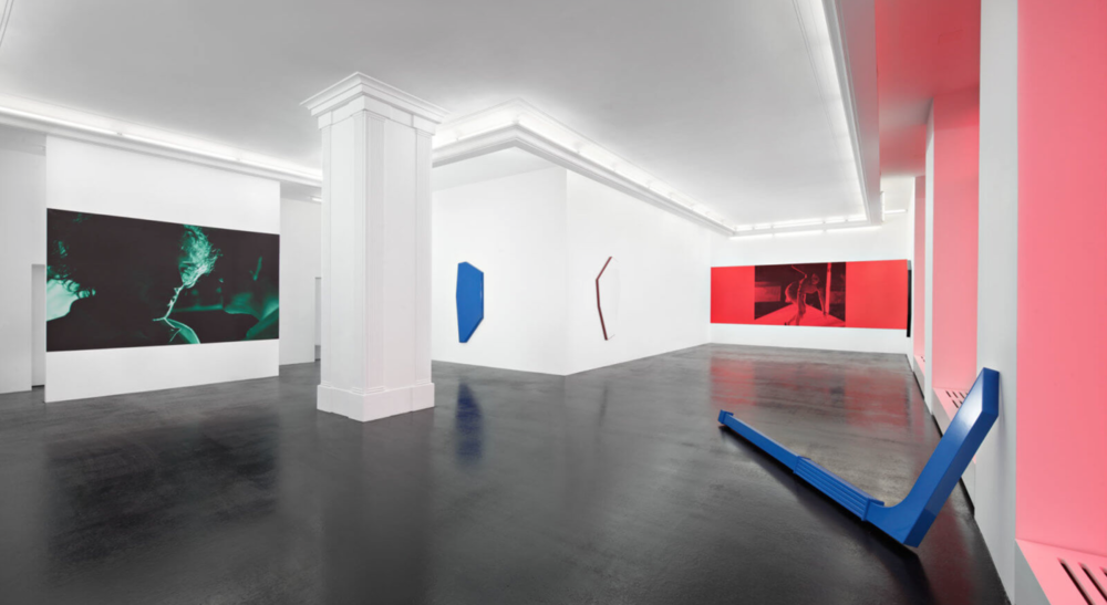 Installation view, Scenografia, Peres Projects