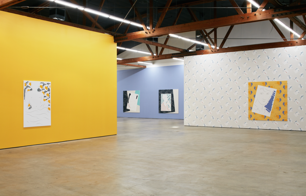 Installation view, Orlando, Nicodim Gallery